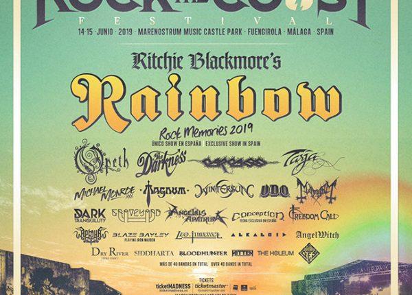 Rock The Coast Festival : Fuengirola