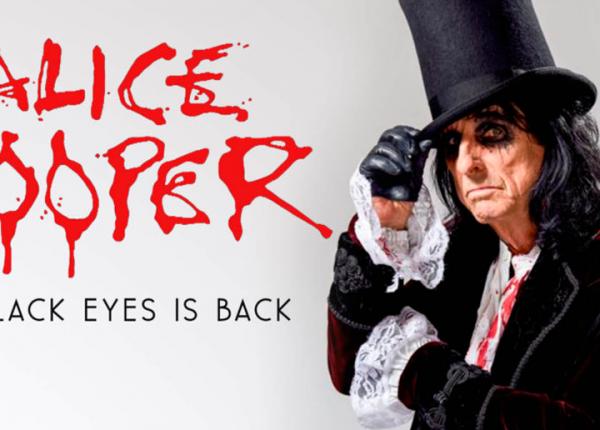 Alice Cooper volverá a actuar en España en 2019