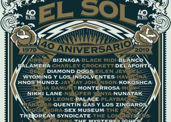 La sala El Sol celebra su 40 aniversario con una espectacular programación